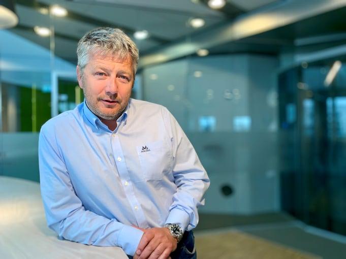 Teknisk direktør i Infotjenester Flemming Ottosen