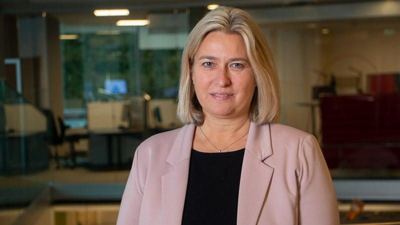 Infotjenesters HR- og ledelsesrådgiver Mariann Karlsen